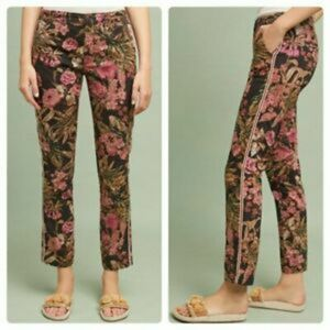 Anthropologie CHINO relaxed trouser